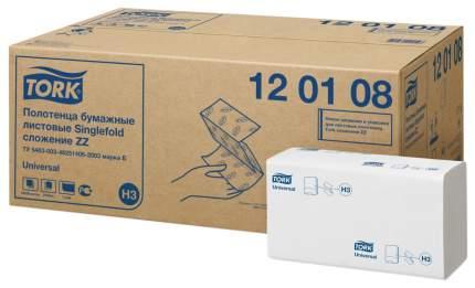 Полотенца бумажные Tork для держателя h3 universal однослойные 20*250 шт