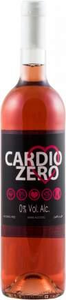 Безалкогольное вино Elivo Cardio Zero (Розовое, сухое)