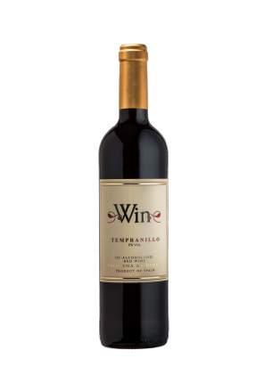 Безалкогольное вино Win Tempranillo (Красное, сухое)