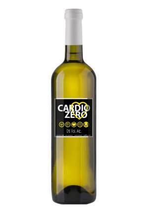 Безалкогольное виноElivo Cardio ZeroБелое, сухое