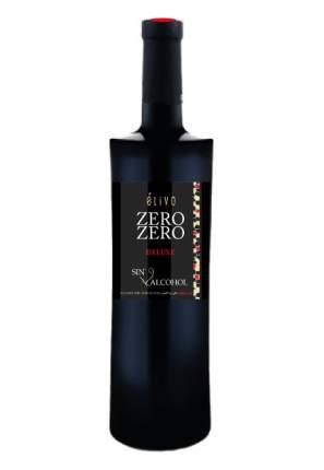 Безалкогольное виноElivo Zero Zero DeluxeКрасное, сухое