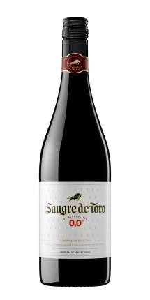 Безалкогольное виноSangre de Toro TintoКрасное, полусладкое