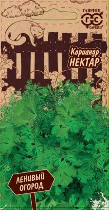 Семена Гавриш Кориандр Нектар, 2 г