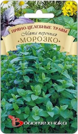 Семена БиотехНика Мята перечная Морозко, 0,08 г