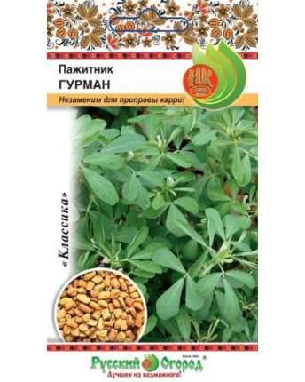 Семена Русский огород Пажитник (грибная трава) Гурман, 1 г