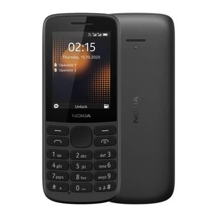 Мобильный телефон Nokia 215 4G DS Black (TA-1272)