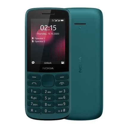 Мобильный телефон Nokia 215 4G DS Cyan (TA-1272)