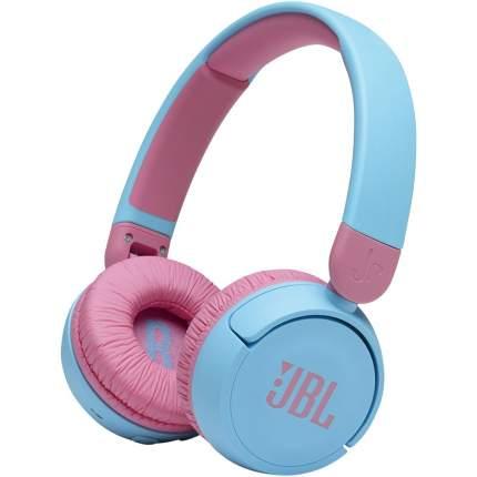 Беспроводные наушники JBL JBLJR310BT Blue