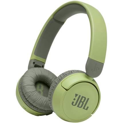 Беспроводные наушники JBL JBLJR310BT Green