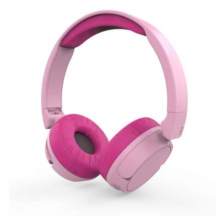 Беспроводные наушники HIPER Lucky ZTX Pink