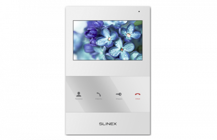 Видеодомофон Slinex SQ-04 Белый