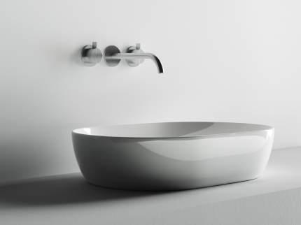 Раковина накладная Ceramica Nova Element овальная 60 см CN5009