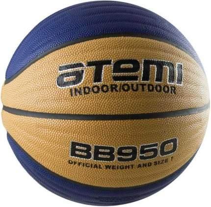 Мяч баскетбольный Atemi, р. 7