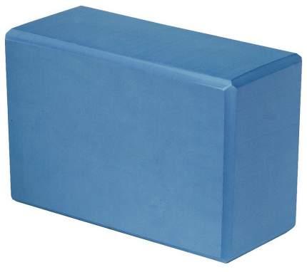 Блок для йоги Atemi, AYB02BE, 228x152x76, голубой