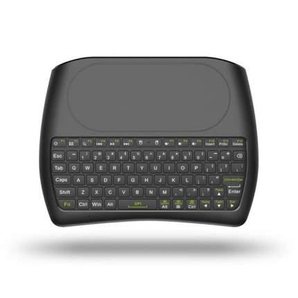 Беспроводная клавиатура Vontar Air Mouse D8 Pro Black