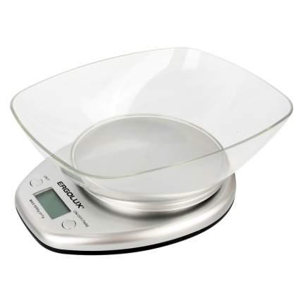 Весы кухонные Ergolux ELX-SK04-C03