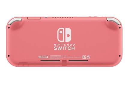 Игровая консоль Nintendo Switch Lite Coral