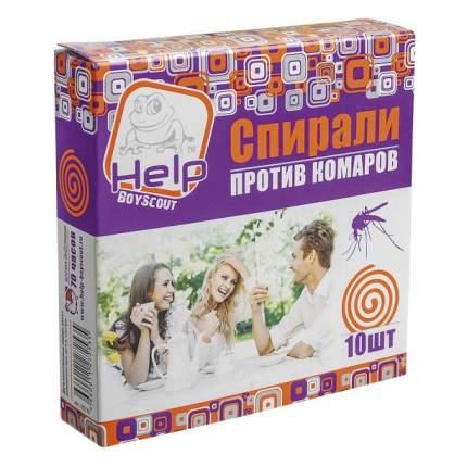 Спираль от комаров HELP BOYSCOUT