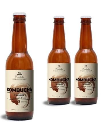 Напиток Комбуча COMBUTEA НаКофе 3*0,33