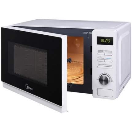 Микроволновая печь с грилем Midea C4EAG720C4E-W White