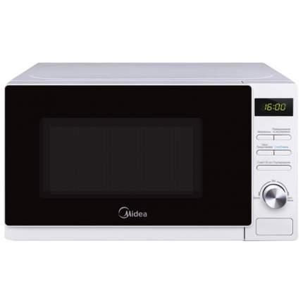 Микроволновая печь соло Midea AM720C4E-W black/white