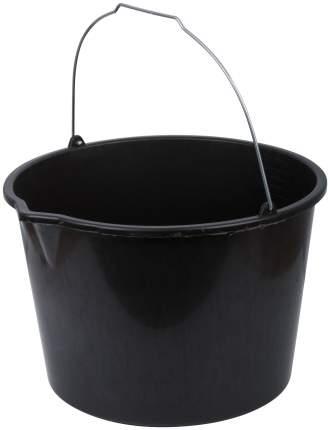 Ведро строительное пластиковое для перемешивания раствора с носиком 20 л КУРС 04088
