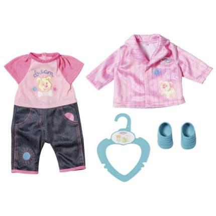 Одежда для куклы Zapf Creation Беби Бон Одежда для детского сада, 36 см