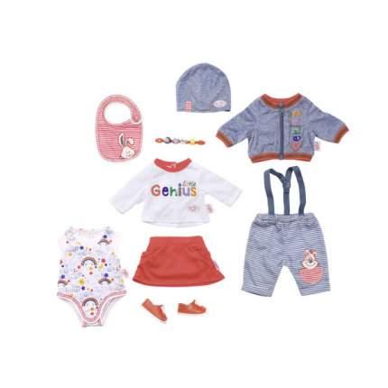 Одежда для куклы Zapf Creation Беби Бон Супер набор Делюкс