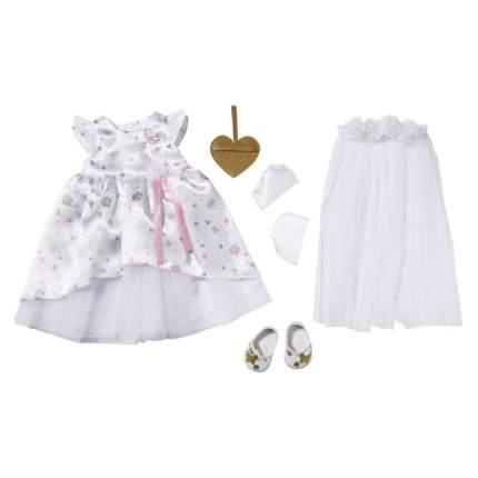 Одежда для куклы Zapf Creation Беби Бон Делюкс Невеста