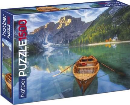 Пазл Hatber Premium Горное озеро, 1500 элементов