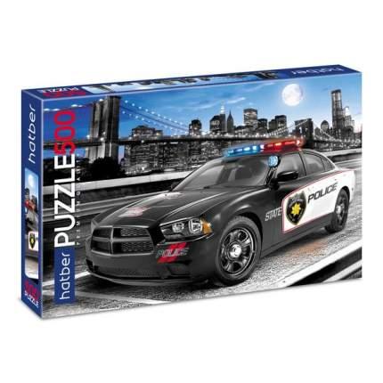 Пазл Hatber Premium Городская полиция, 500 элементов