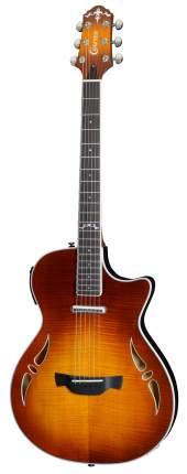 Полуакустическая гитара CRAFTER SA-TM VS  Кейс