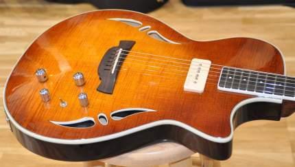 Полуакустическая гитара CRAFTER SAT-TM VS  Кейс
