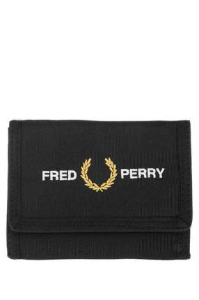 Кошелек мужской Fred Perry L8277 102 черный