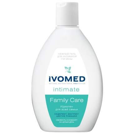 Средство для интимной гигиены IVOMED Гель Family Care с экстрактом ромашки 250 мл