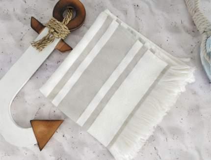 Полотенце махровое Irya Derin Cream 50х90