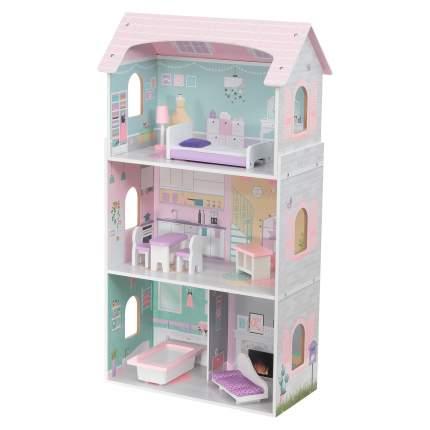 Набор игровой Edufun Дом для куклы 8 предметов