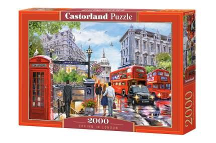 Пазл Castorland Весна в Лондоне, 2000 элементов