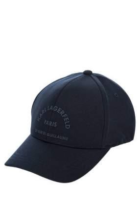 Бейсболка мужская Karl Lagerfeld 805612501118690 синяя