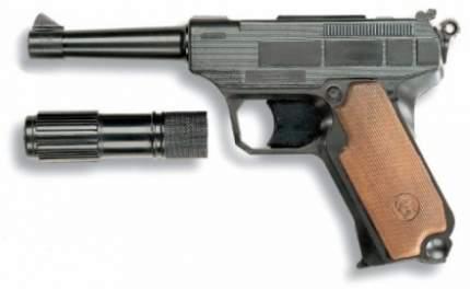 Пистолет с глушителем Edison Lionmatic, 26.5 см
