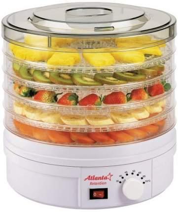 Сушка для овощей и фруктов Atlanta ATH-1671 White