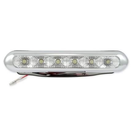 Дневные ходовые огни ARNEZI светодиодные 6 LED 150х25 мм. 12 В 2 шт. A0802003