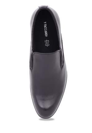 Туфли классические для мальчиков T.TACCARDI, цв. черный, р-р 35