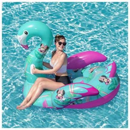 Плот для плавания Bestway Фламинго, 173 x 170 см