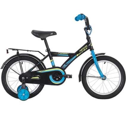 Велосипед Novatrack Forest.BK20 черный
