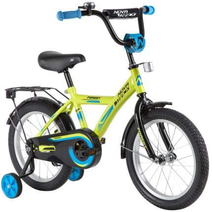 Велосипед Novatrack Forest.GN20 зеленый