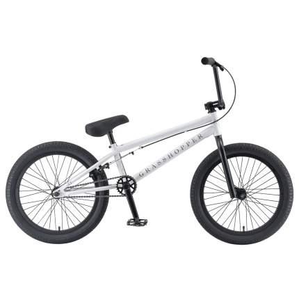 """Велосипед Tech Team Grasshopper 2020 20.5"""" белый"""