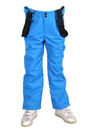 Брюки MTFORCE горнолыжные для девочки 816S синие р.116