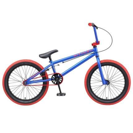 "Велосипед Tech Team Mack 2020 21"" синий"