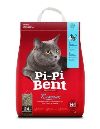 Наполнитель Pi-Pi Bent Classic комкующийся 10 кг без запаха